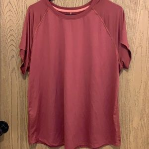 Gently used work out shirt